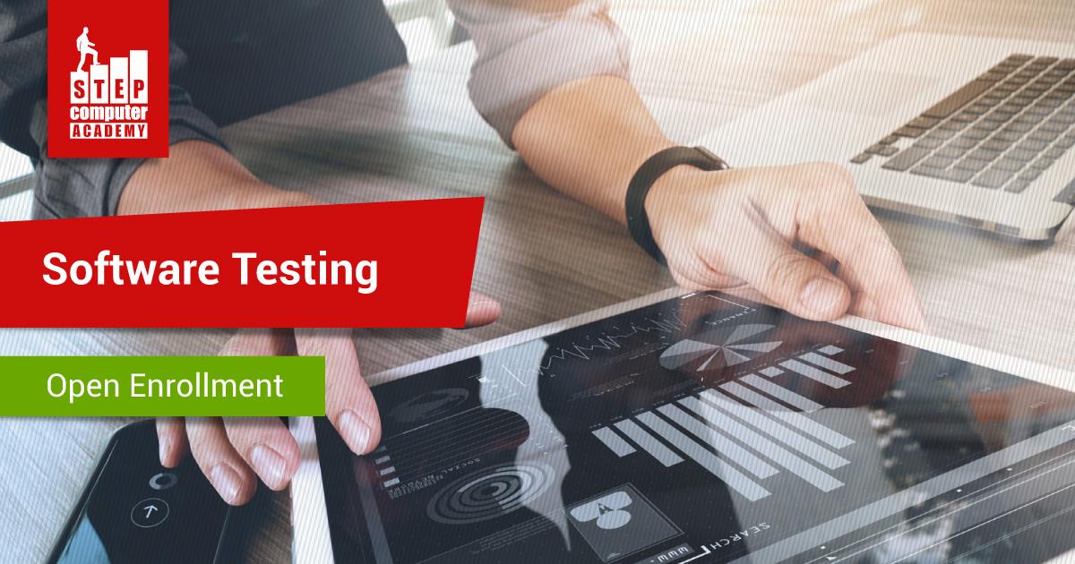 Software Testing - Open Enrollment